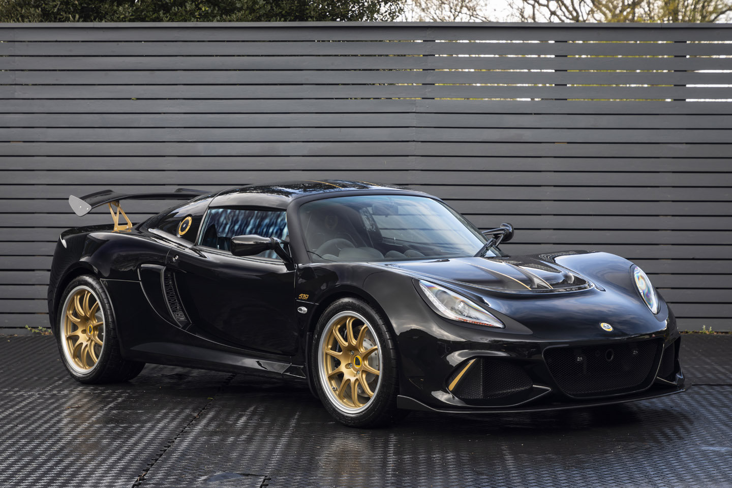 2019 LOTUS EXIGE SPORT 410 COUPE - NEW For Sale (picture 1 of 6)