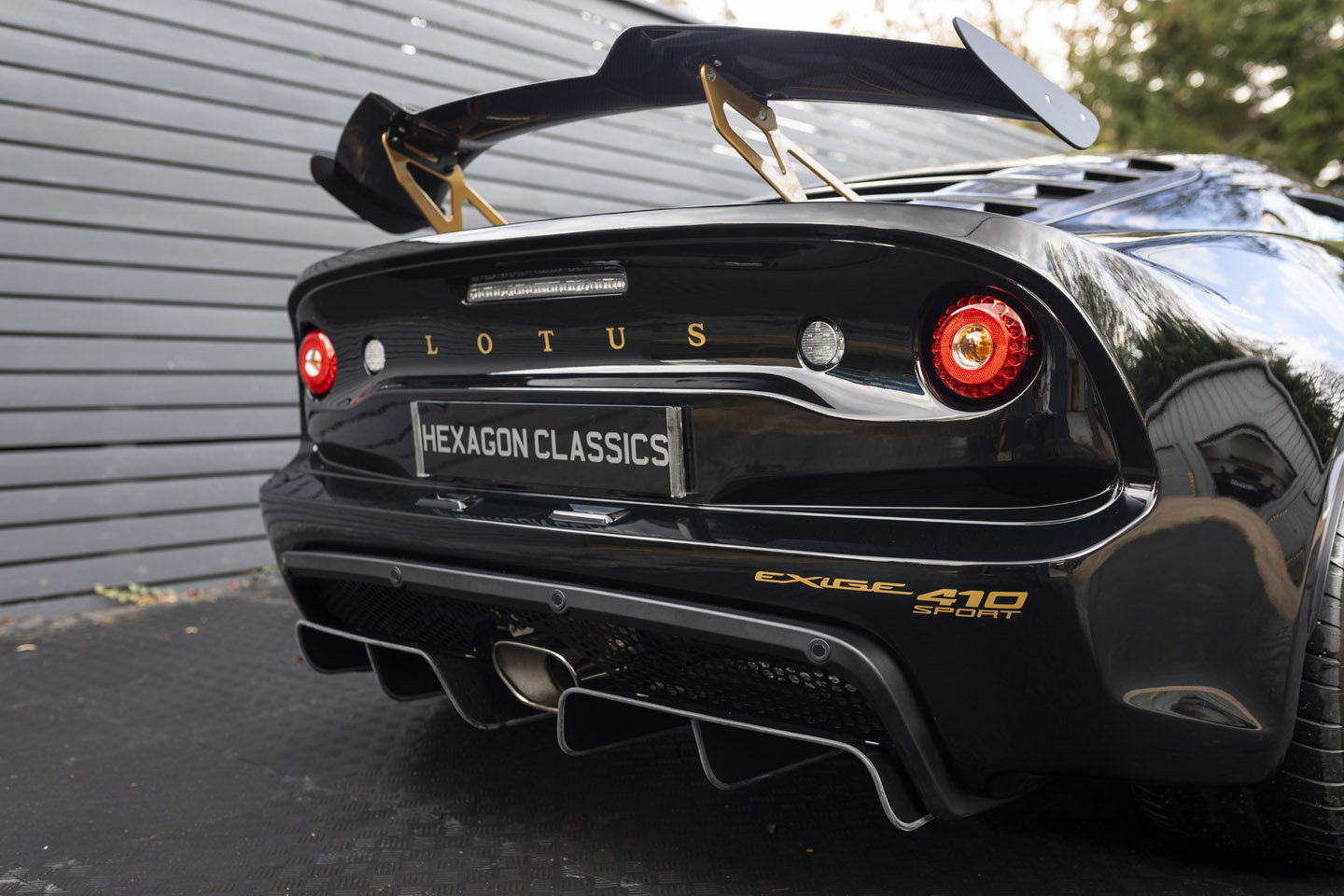 2019 LOTUS EXIGE SPORT 410 COUPE - NEW SOLD (picture 5 of 6)