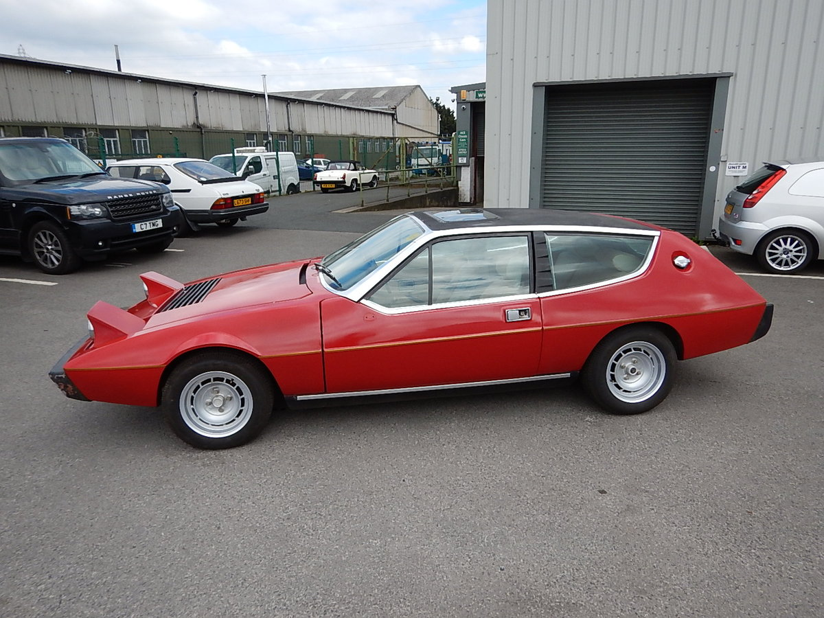1976 LOTUS ELITE 501 Type 75 ~ Genuine Barn Find ~  SOLD (picture 1 of 6)