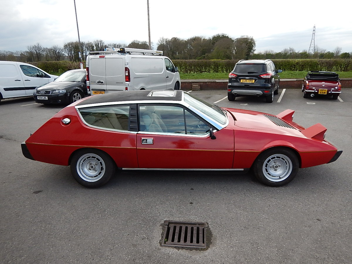 1976 LOTUS ELITE 501 Type 75 ~ Genuine Barn Find ~  SOLD (picture 3 of 6)