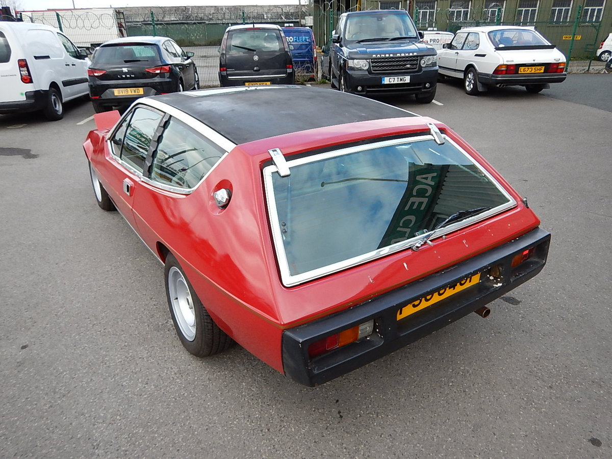1976 LOTUS ELITE 501 Type 75 ~ Genuine Barn Find ~  SOLD (picture 4 of 6)