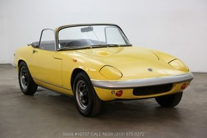 1967 Lotus Elan S3 Convertible For Sale