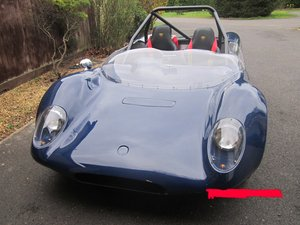 Lotus 23 tribute from tiger For Sale