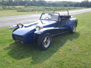 1972 Lotus 7 S4 Big Valve Engine For Sale