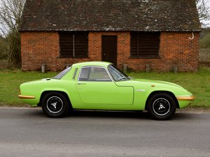 1971 Lotus Elan Sprint FHC For Sale