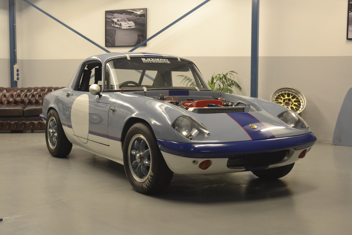 1967 For Sale Or Exchange This Stunning Lotus Race Car For