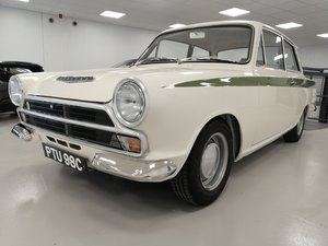 1965 Like new Lotus Cortina MK1 1.6 - 25 Miles since restoration For Sale