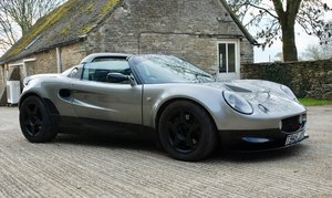Lotus Elise S1 TT190 Supersport For Sale