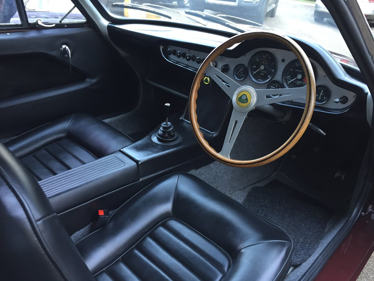 1962 Lotus Elite, very good condition For Sale (picture 2 of 5)