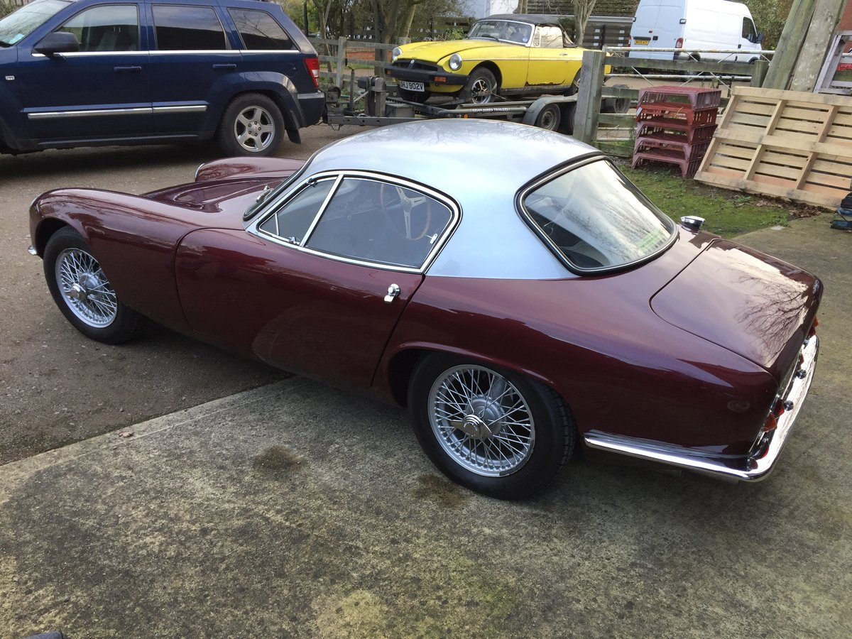 1962 Lotus Elite, very good condition For Sale (picture 4 of 5)