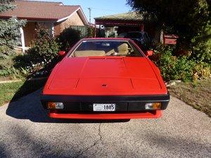 1987 Lotus Esprit Turbo HCi For Sale