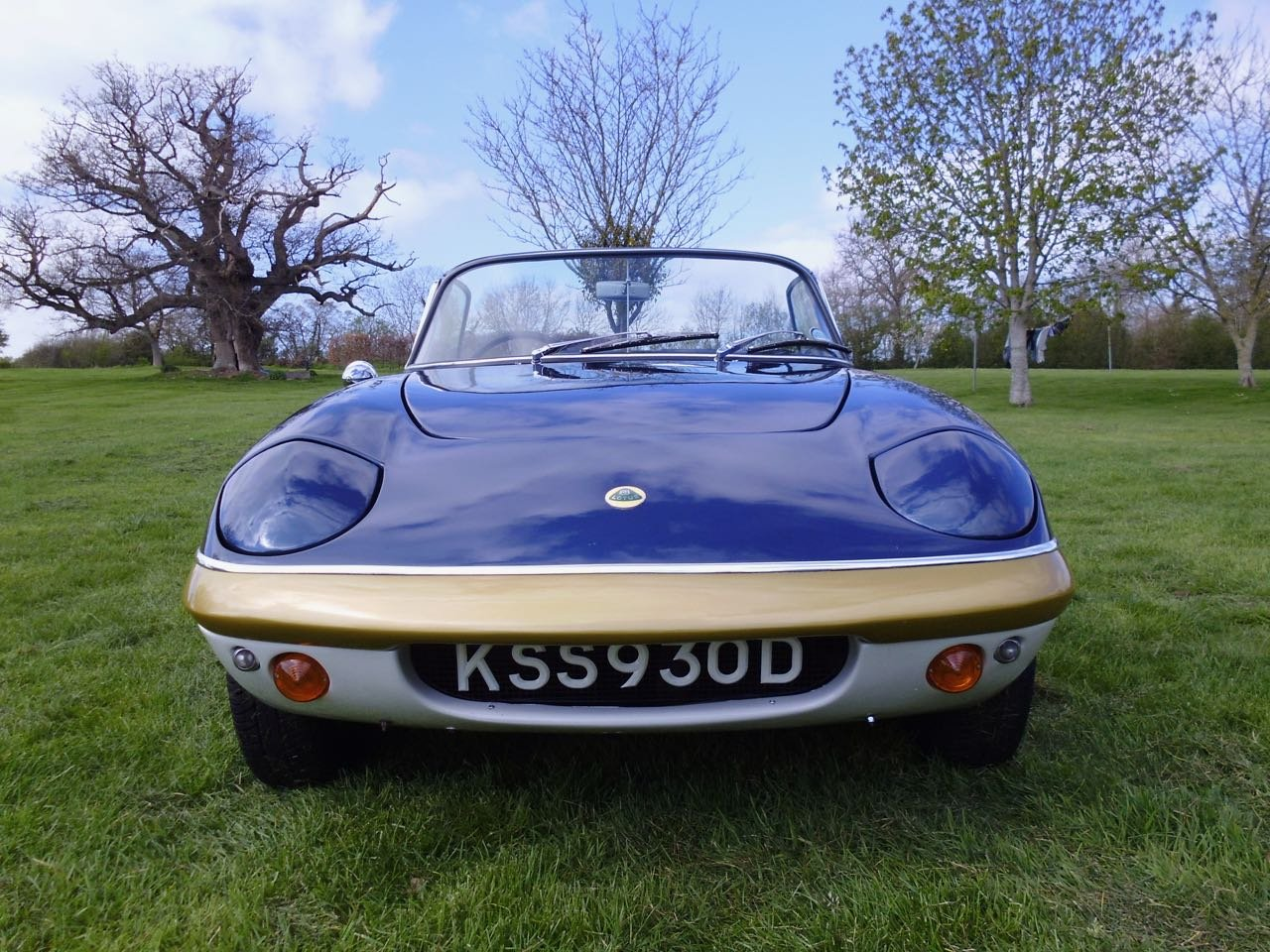 1966 Lotus Elan DHC Sprint spec For Sale (picture 4 of 6)