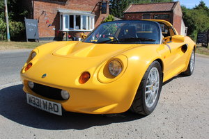 2000 ELISE S1 - LOW MILEAGE, FULL HISTORY, OUTSTANDING CONDITION For Sale