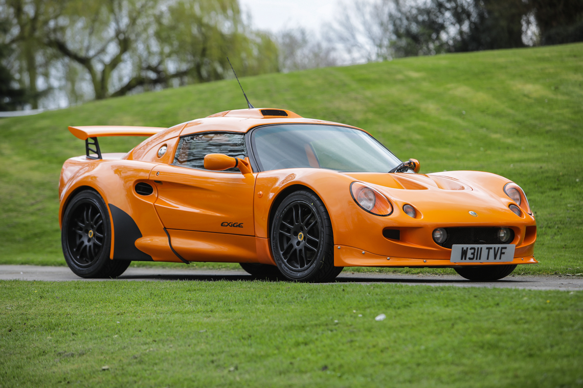 2000 Lotus Exige - Chassis #1 For Sale (picture 1 of 6)