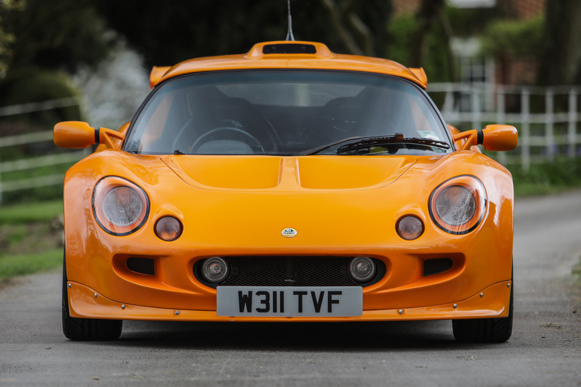 2000 Lotus Exige - Chassis #1 For Sale (picture 2 of 6)