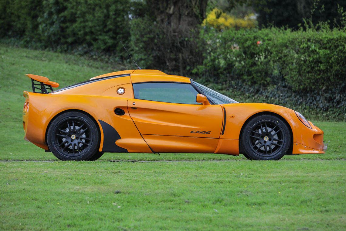 2000 Lotus Exige - Chassis #1 For Sale (picture 3 of 6)