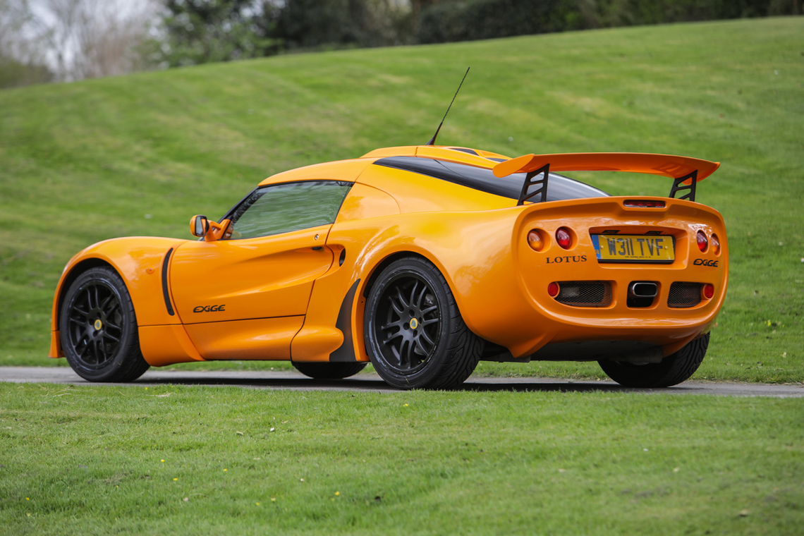 2000 Lotus Exige - Chassis #1 For Sale (picture 5 of 6)