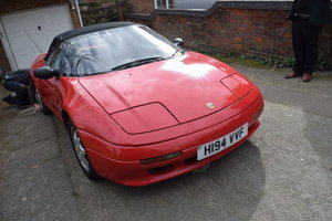 1990 Lotus Elan (M100) For Sale by Auction