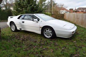 1990 Lotus Esprit Turbo For Sale by Auction