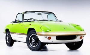 LOTUS ELAN SPRINT WANTED LOTUS ELAN SPRINT WANTED For Sale
