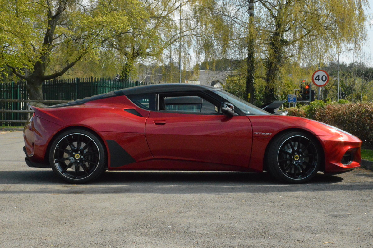 2019 lotus  Evora 410gt  SPORT For Sale (picture 2 of 6)