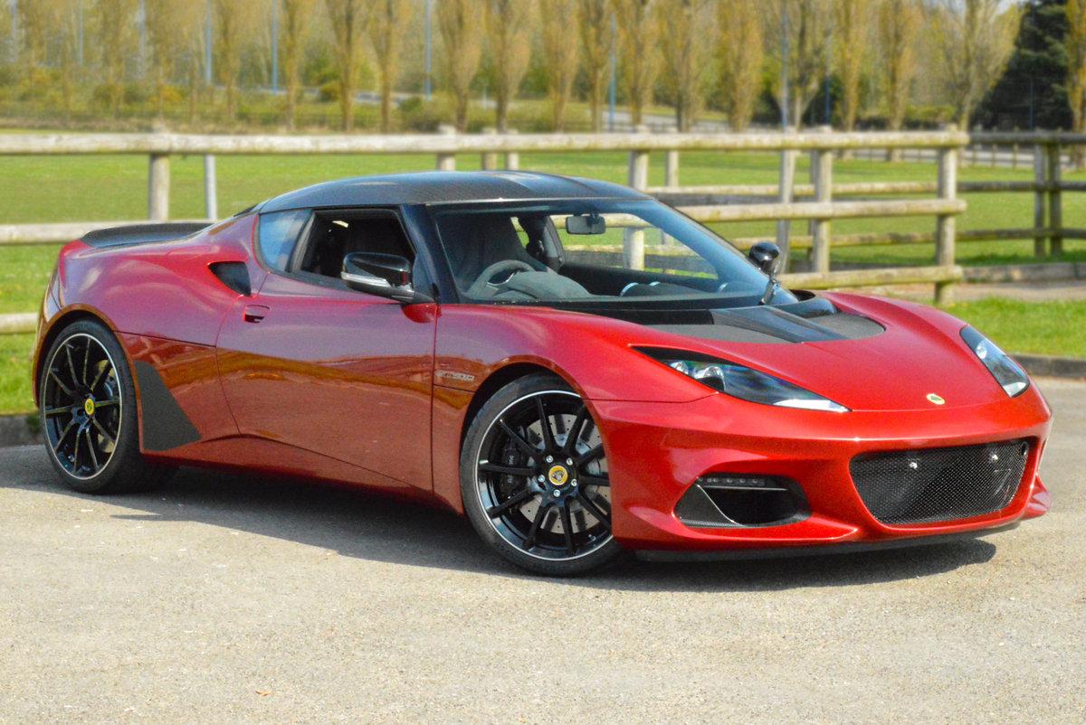2019 Lotus Evora 410gt SPORT For Sale