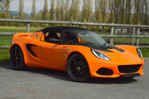 2019 Lotus Elise 220 sport For Sale