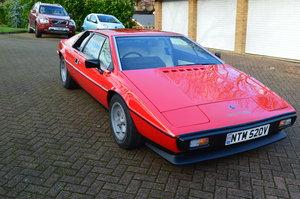 1980 Lotus Esprit S2.2 For Sale