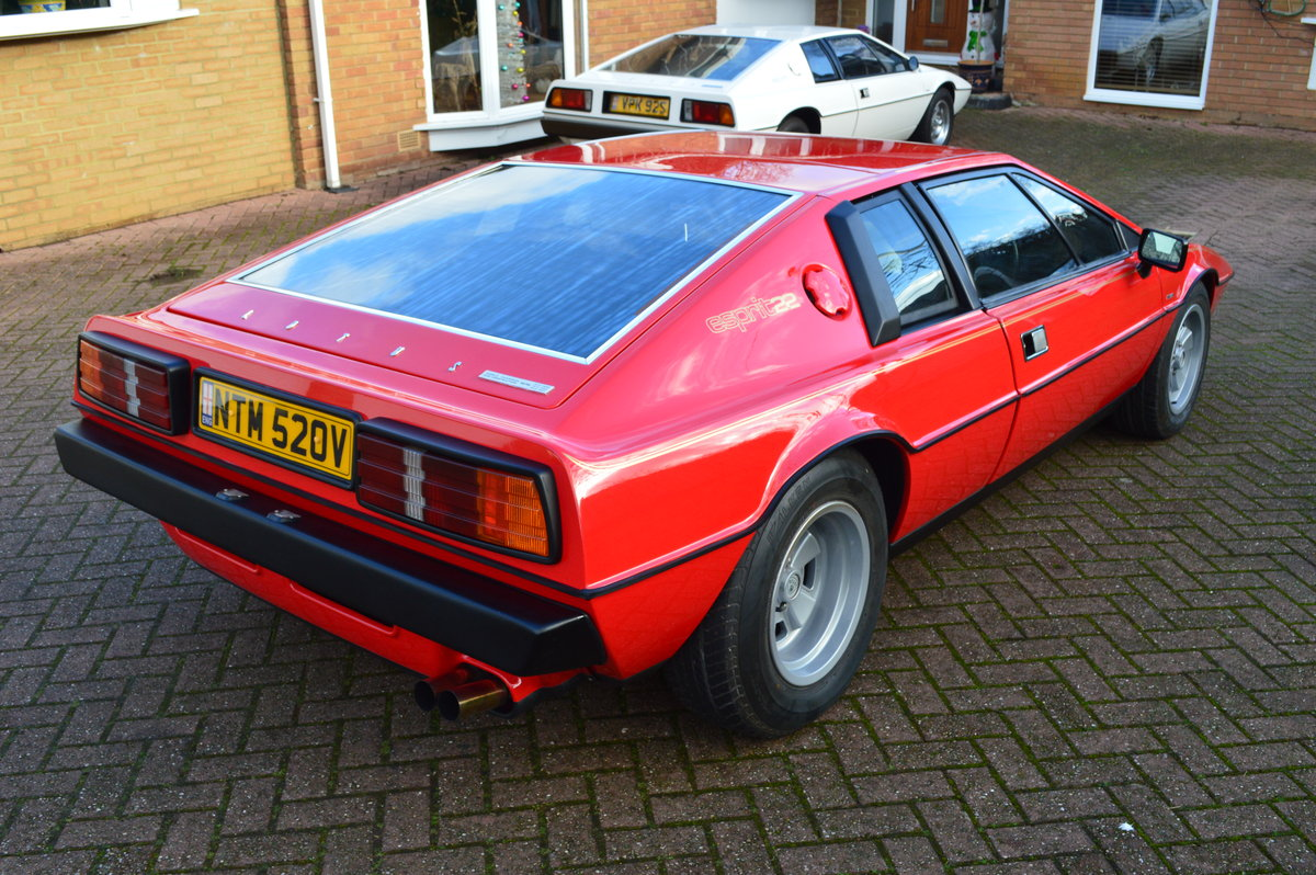 1980 Lotus Esprit S2.2 For Sale (picture 2 of 6)