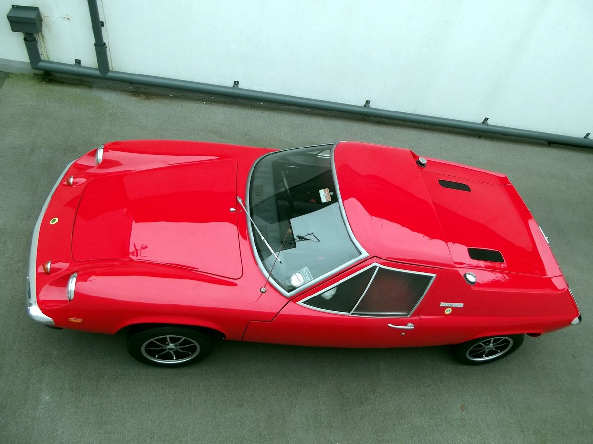 1971 LOTUS EUROPA TWIN CAM For Sale (picture 3 of 6)