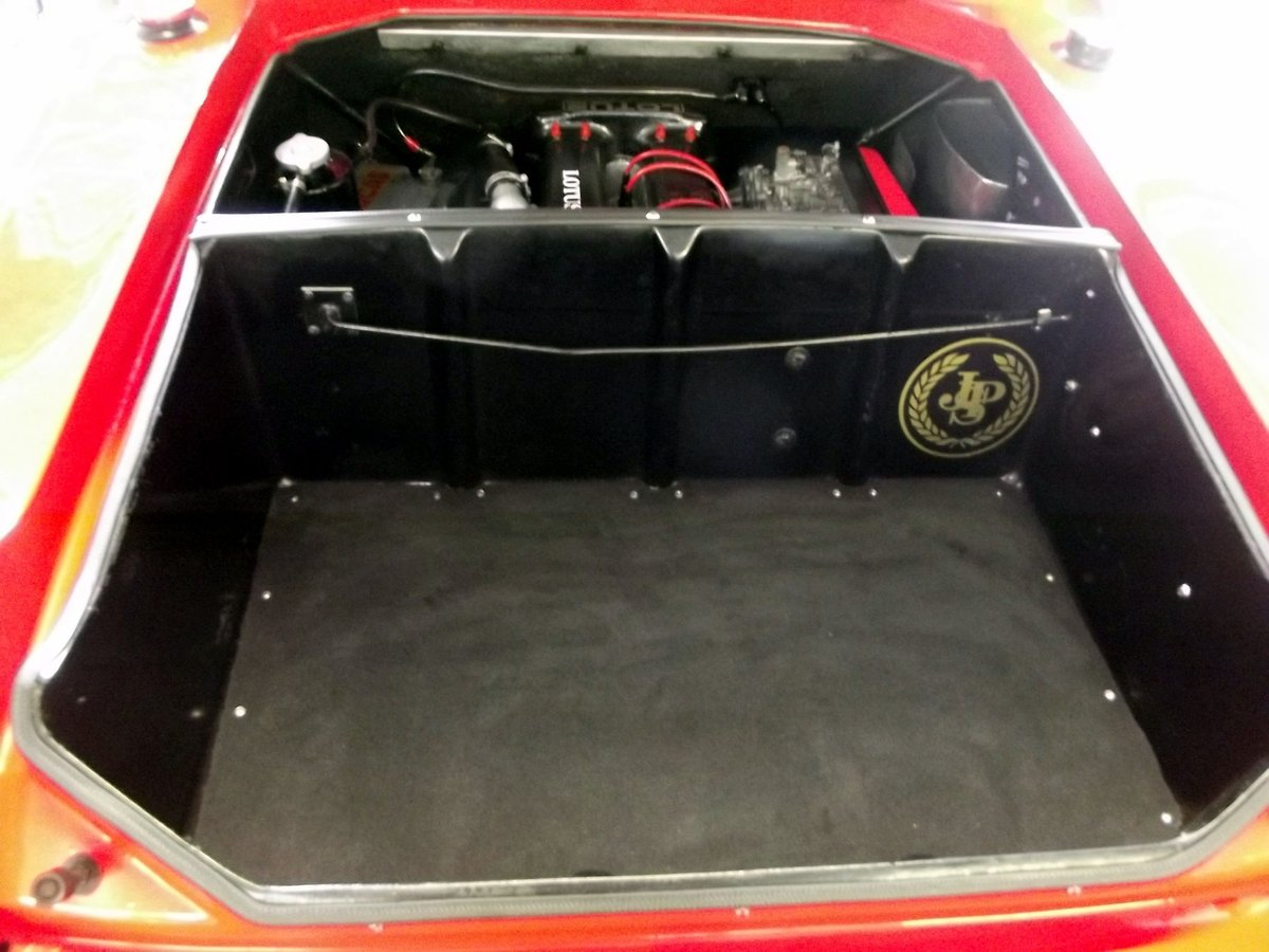 1971 LOTUS EUROPA TWIN CAM For Sale (picture 6 of 6)