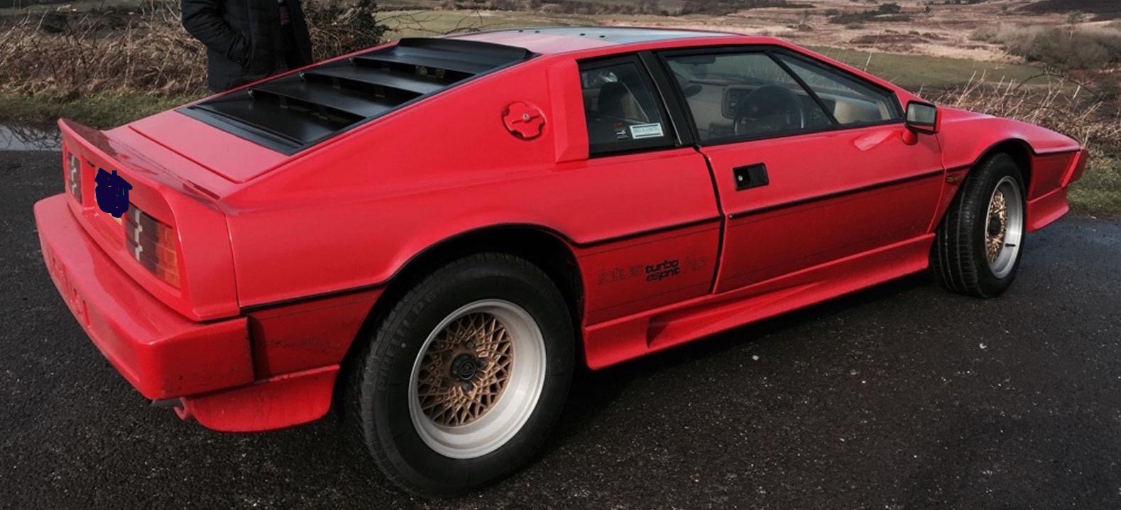 1987 Lotus Esprit Turbo HC For Sale (picture 2 of 6)