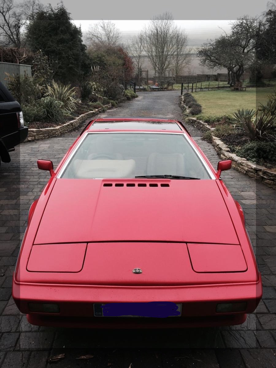 1987 Lotus Esprit Turbo HC For Sale (picture 3 of 6)