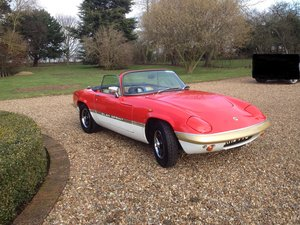 1968 Elan S4 For Sale