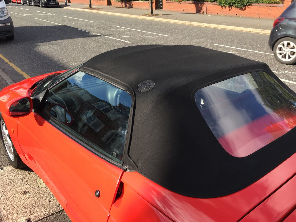 1991 Excellent Condition Classic Lotus Elan SE Turbo For Sale (picture 5 of 6)