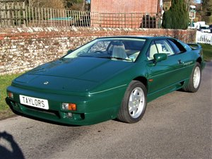 1990 Lotus Esprit 2.2 SE Turbo  264bhp