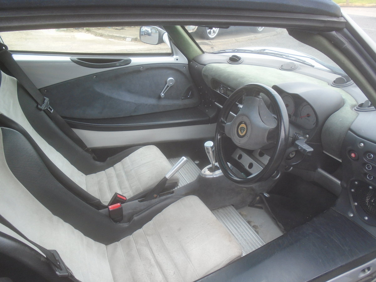 2001 LOTUS ELISE 1.8 16 VALVE For Sale (picture 5 of 6)