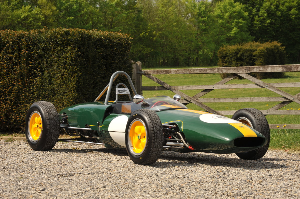 Lotus 20/22 (1961) For Sale (picture 1 of 6)