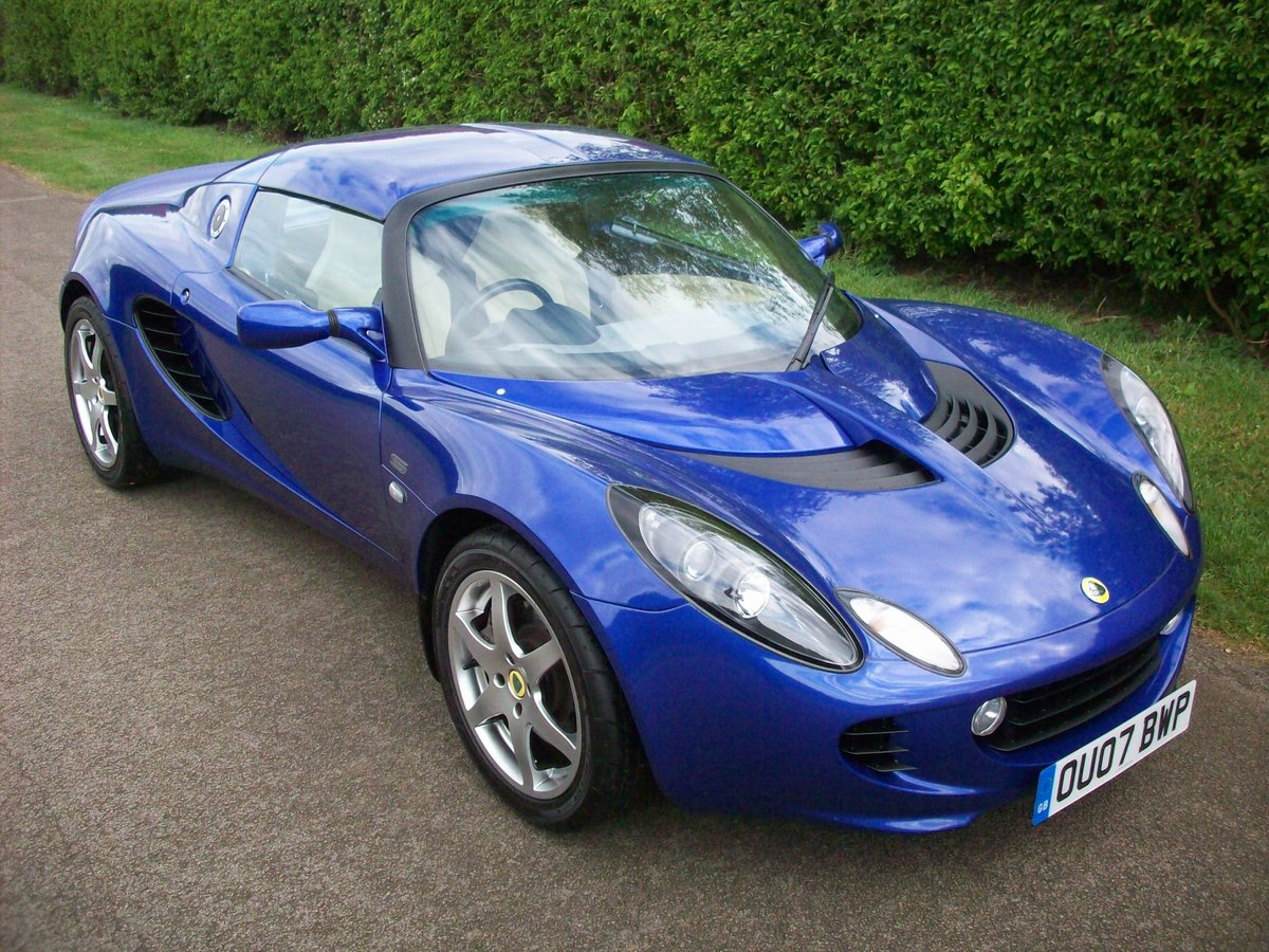 2007 Lotus Elise S Touring SOLD (picture 2 of 6)