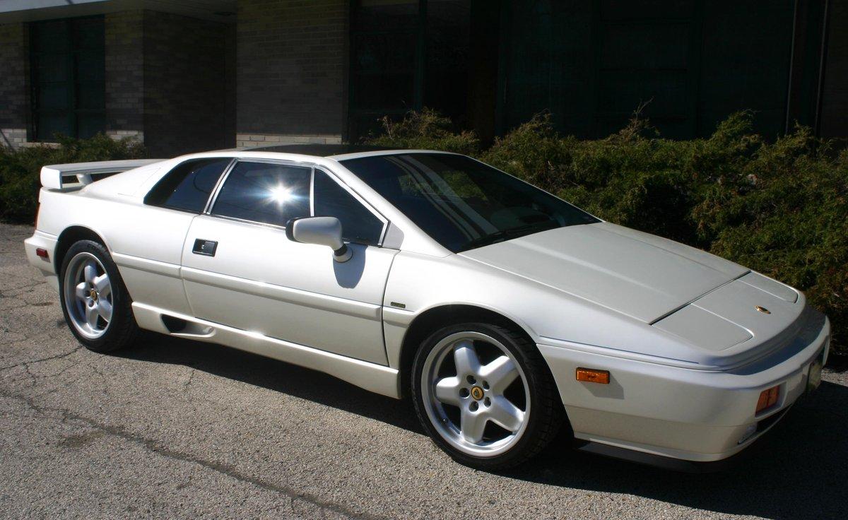 1988 Lotus Esprit Commemorative  For Sale (picture 1 of 6)