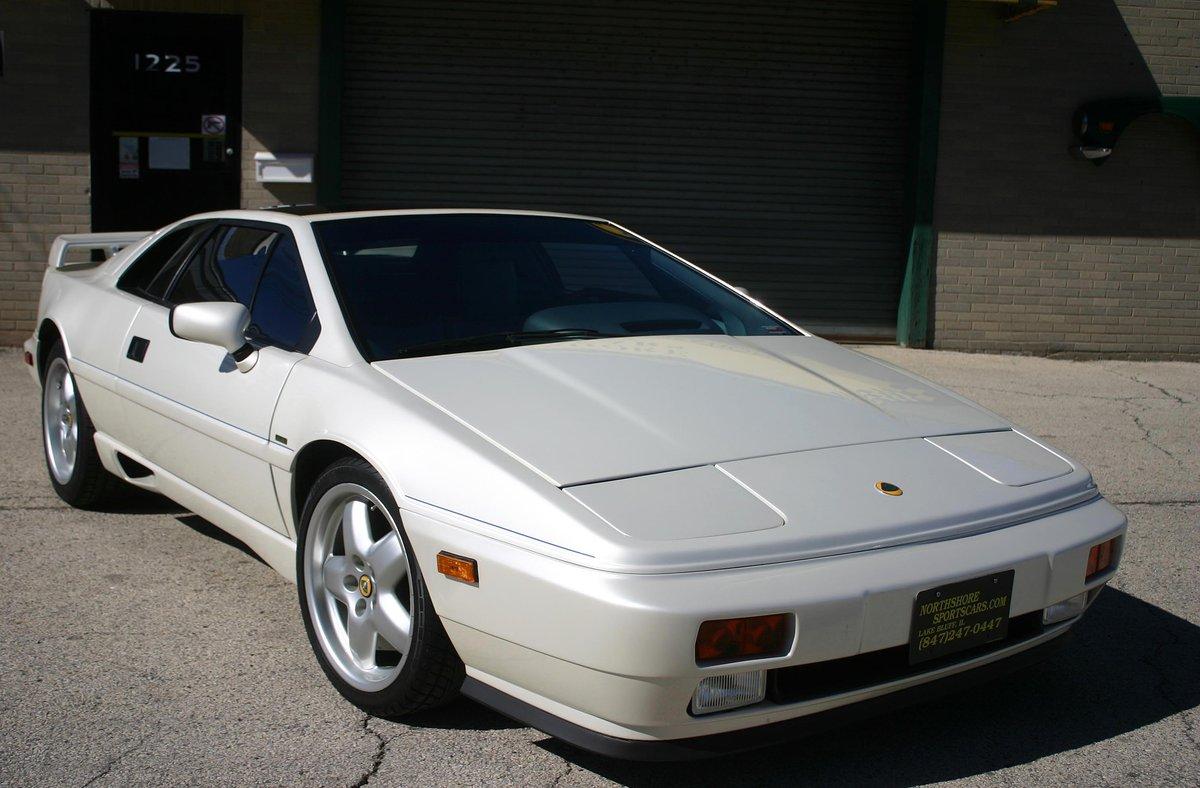 1988 Lotus Esprit Commemorative  For Sale (picture 3 of 6)