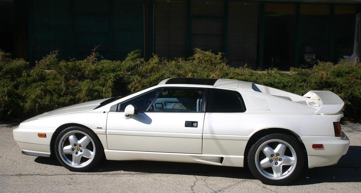 1988 Lotus Esprit Commemorative  For Sale (picture 4 of 6)