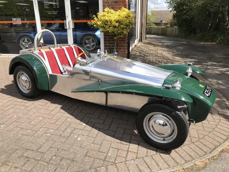 1960 LOTUS SEVEN S2 (Just 900 miles since nut & bolt restoration) For Sale (picture 1 of 6)