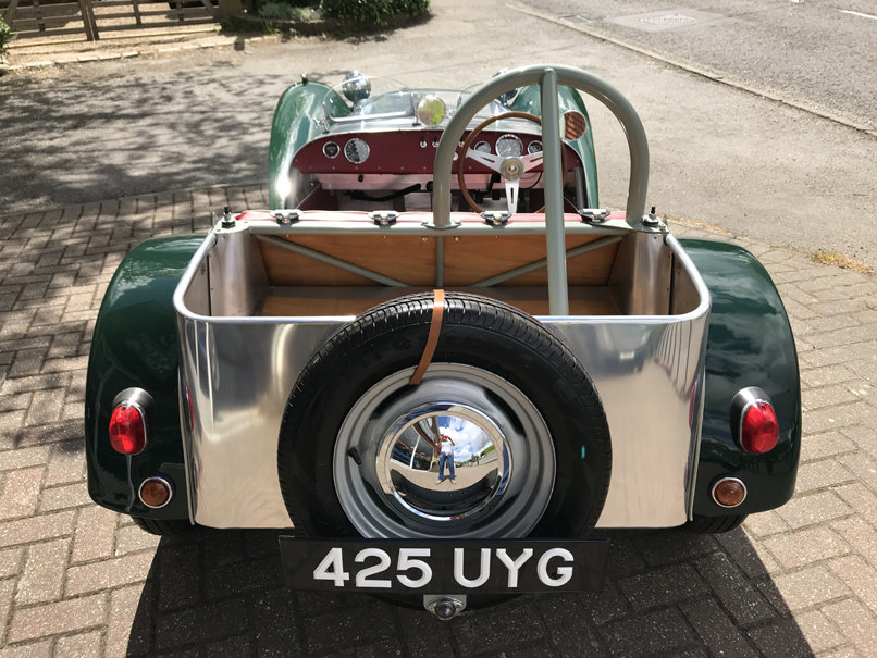 1960 LOTUS SEVEN S2 (Just 900 miles since nut & bolt restoration) For Sale (picture 3 of 6)