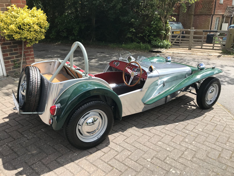 1960 LOTUS SEVEN S2 (Just 900 miles since nut & bolt restoration) For Sale (picture 4 of 6)
