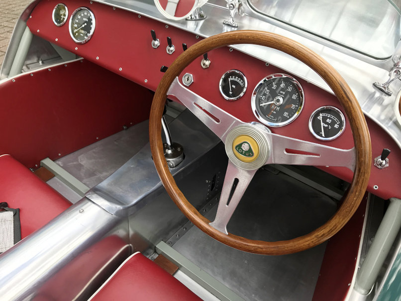 1960 LOTUS SEVEN S2 (Just 900 miles since nut & bolt restoration) For Sale (picture 5 of 6)