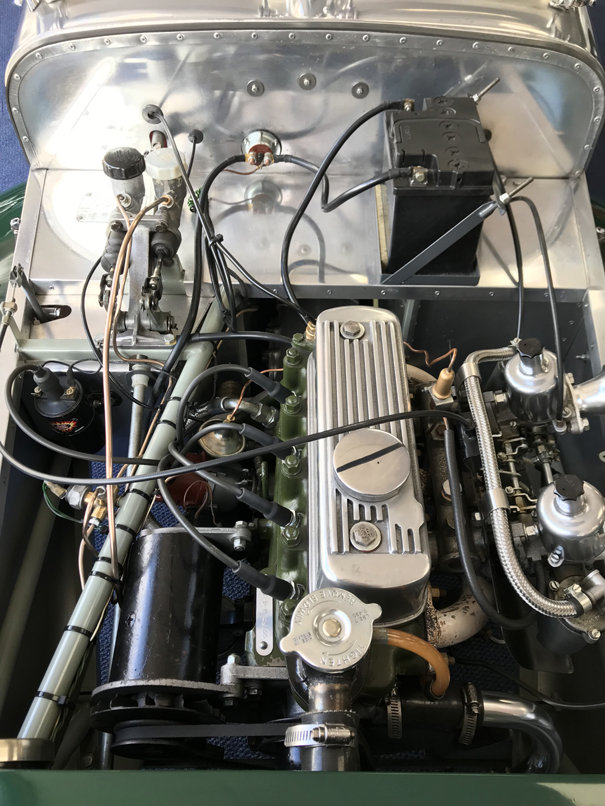 1960 LOTUS SEVEN S2 (Just 900 miles since nut & bolt restoration) For Sale (picture 6 of 6)