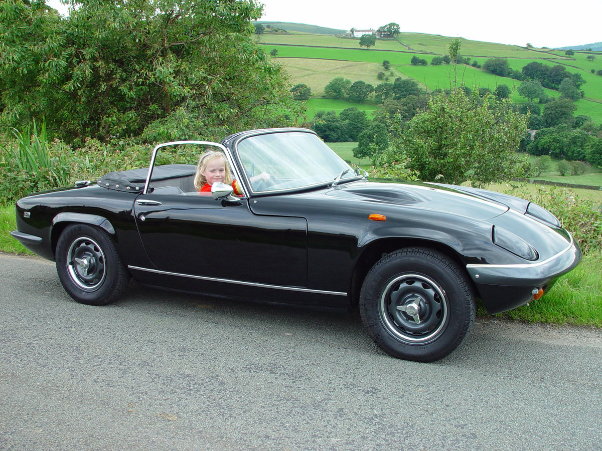 LOTUS ELAN S4SE DHC 1969/Sold Deposit paid SOLD (picture 1 of 6)