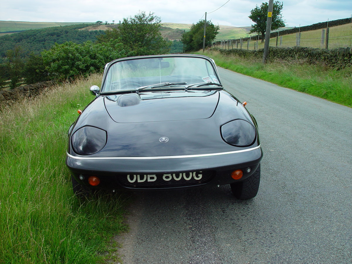 LOTUS ELAN S4SE DHC 1969/Sold Deposit paid SOLD (picture 3 of 6)