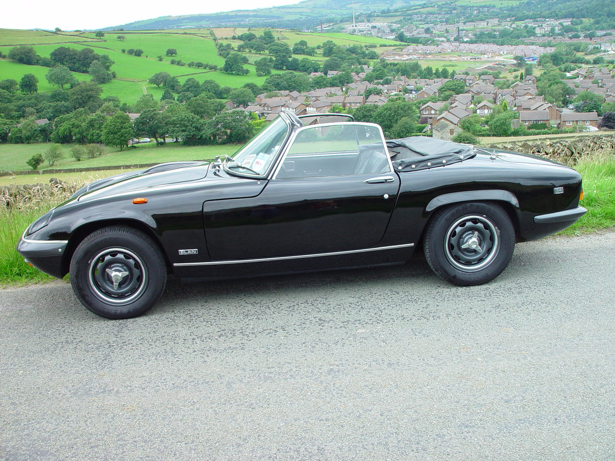 LOTUS ELAN S4SE DHC 1969/Sold Deposit paid SOLD (picture 4 of 6)